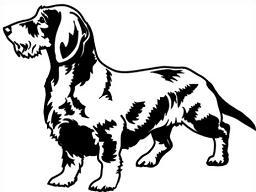 Free dachshund clipart