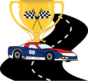 Race car clipart image clipart a racing car clipartix