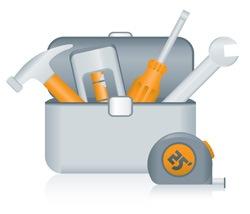 Toolbox scenarios clip art free clipart images