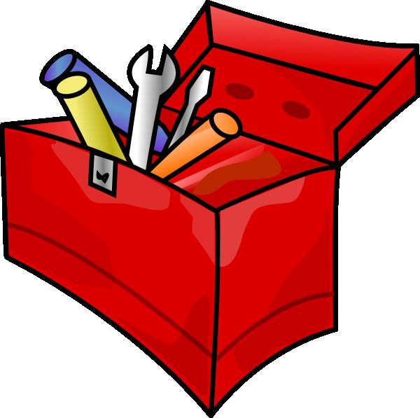 Toolbox tool clip art at clker vector clip art 2