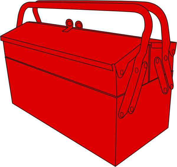 Toolbox green tool clip art at clker vector clip art image #41638
