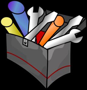 Toolbox tool clip art at clker vector clip art