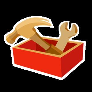 Toolbox tool symbol clipart clipart kid