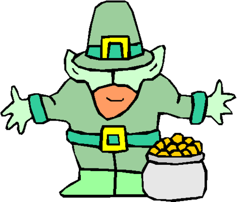 Clip art pot of gold clipart free to use clip art resource