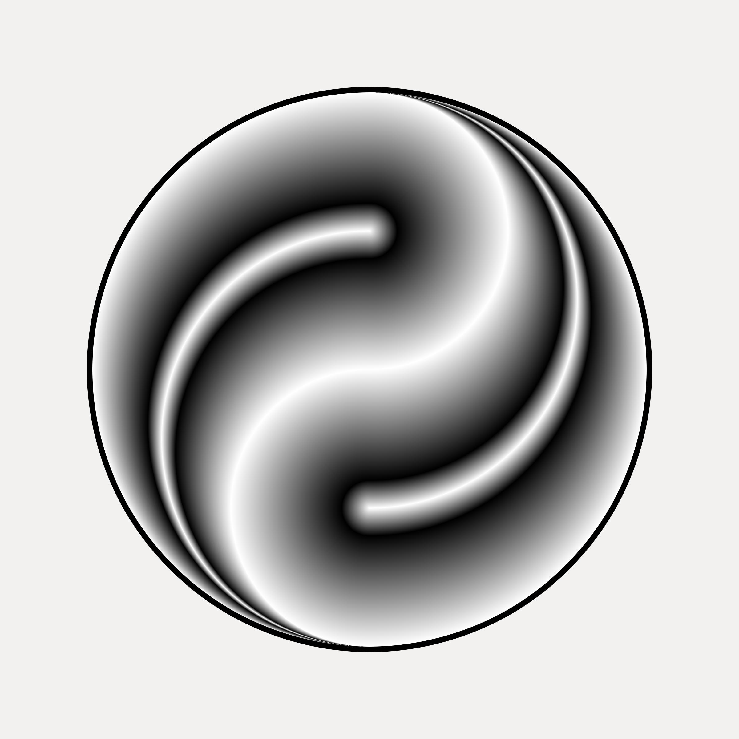 Clipart yin yang