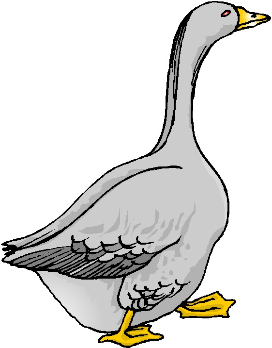 Goose clip art free free clipart images 3