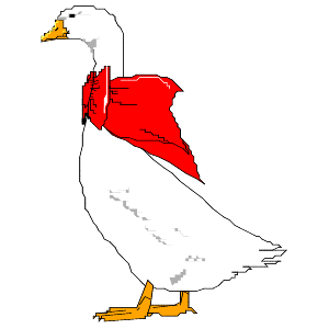 Goose clipart free clipart images 3