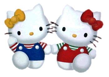Hello kitty free clip art clipart 2