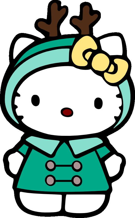 Hello kitty free clip art clipart 5