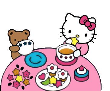 Hello kitty free clip art clipart