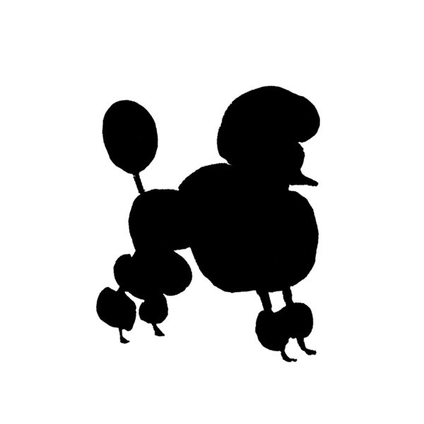 Poodle clip art co 2