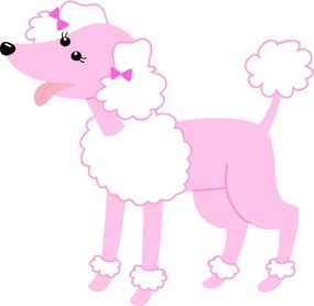 Poodle clipart free clipart free to use clip art resource