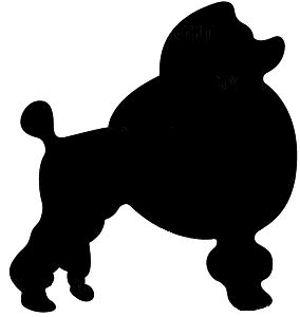 Poodle clipart free clipart images 3