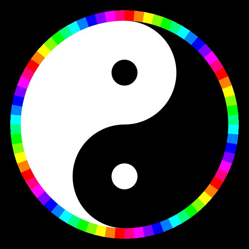 Yin yang yinyang clip art download